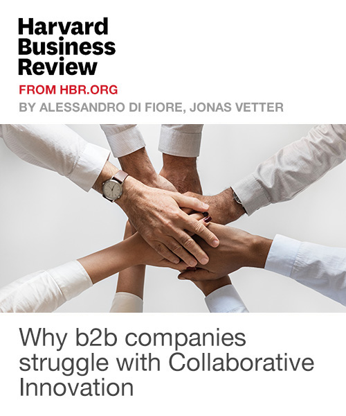 Why b2b companies struggle with Collaborative Innovation