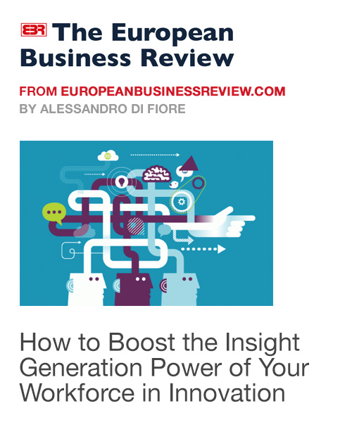 How to Boost the Insight Generation Power of Your Workforce in Innovation
