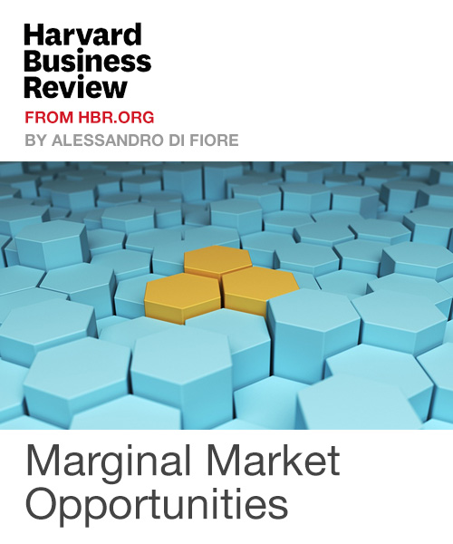 Marginal Market Opportunities