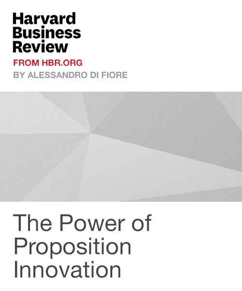 The Power of Proposition Innovation