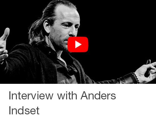 Interview with Anders Indset