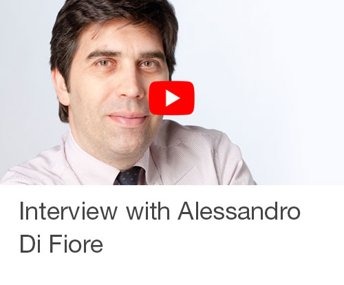 Interview with Alessandro Di Fiore