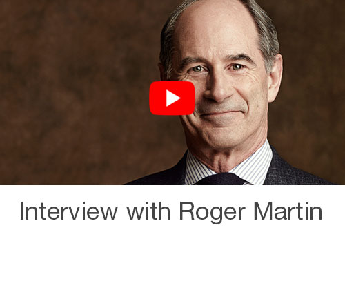 Interview with Roger Martin