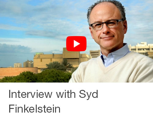 Interview with Syd Finkelstein