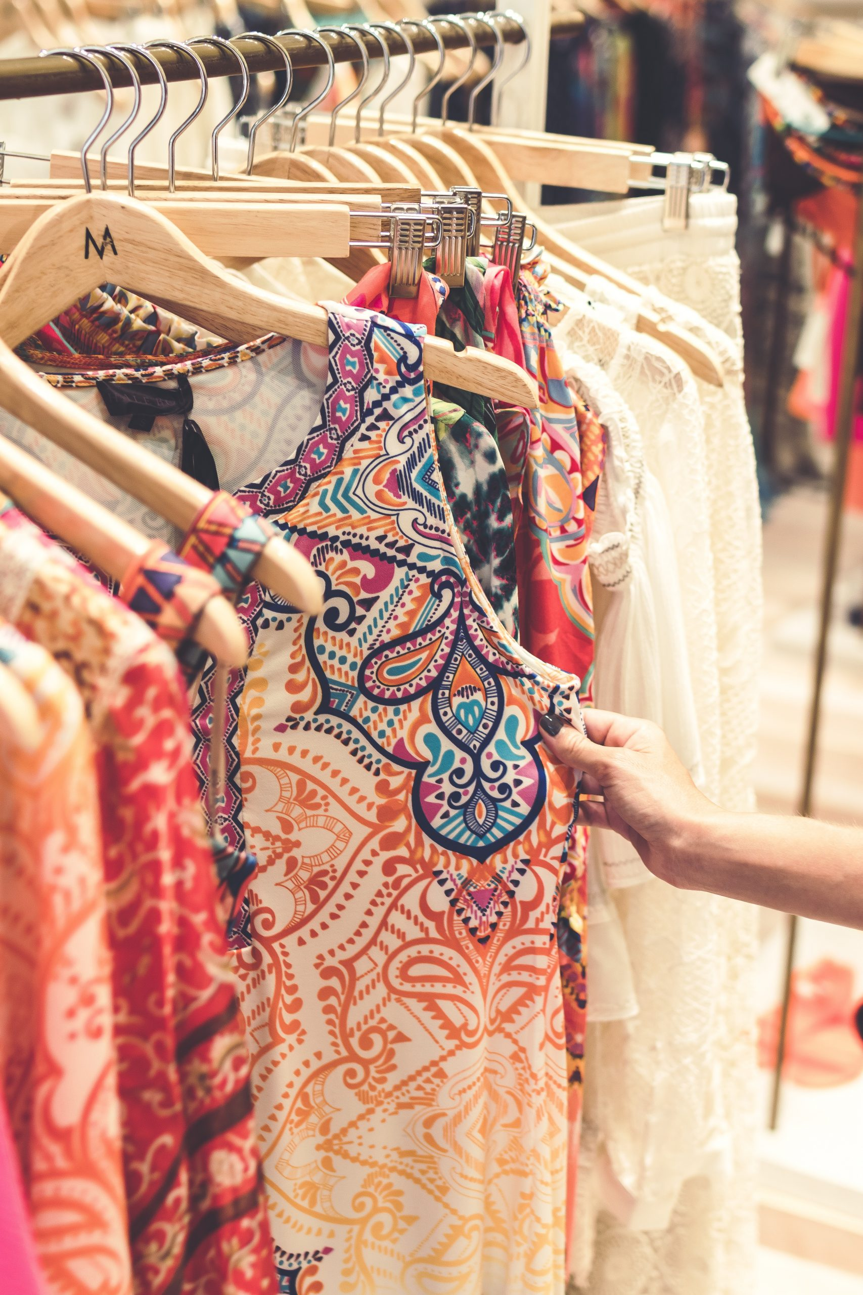 Insight-driven transformation of a clothing retailer